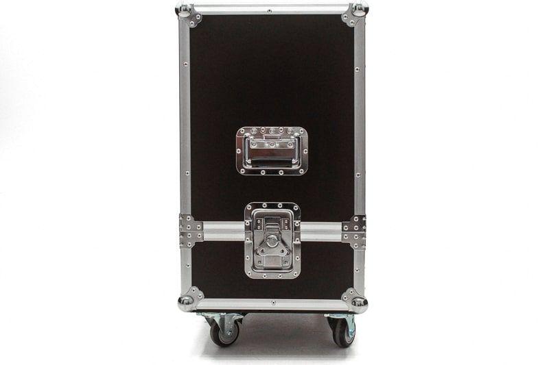 Hard Case Caixa de som Yamaha DXR 10 Duplo