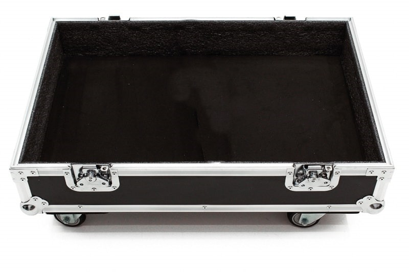 Hard case Caixa line JBL VRX 932 LAP Individual C/ Roda
