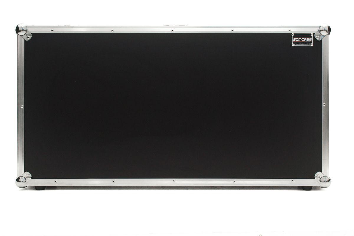 Hard Case CD Player CDJ + MIXER - emb6