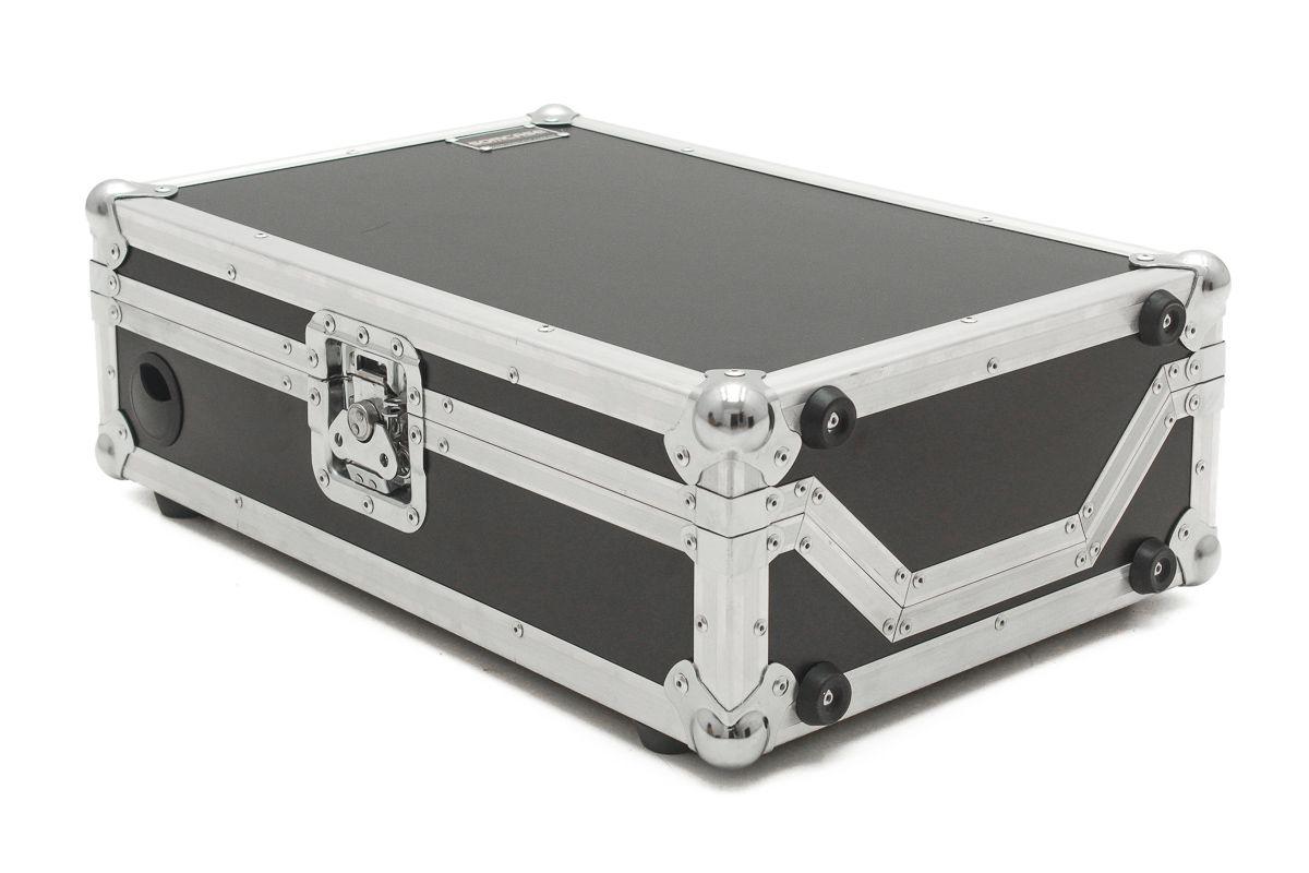 Hard Case CD Player Kit Trio CDJ 2000 e MIXER  (Total 3 Cases) emb6