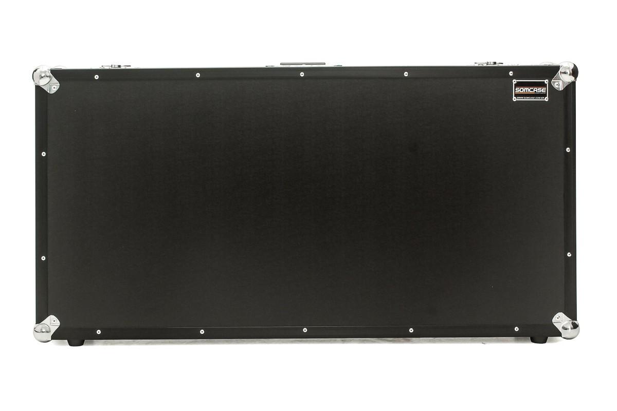 Hard Case CDJ 2000 Mixer DJM 900 Pioneer Plataforma Black