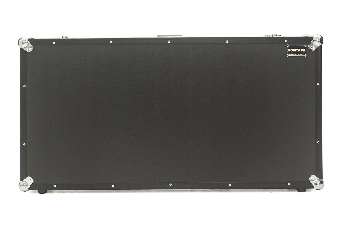 Hard Case CDJ 3000 Mixer e DJM V10 Pioneer Plataforma Black
