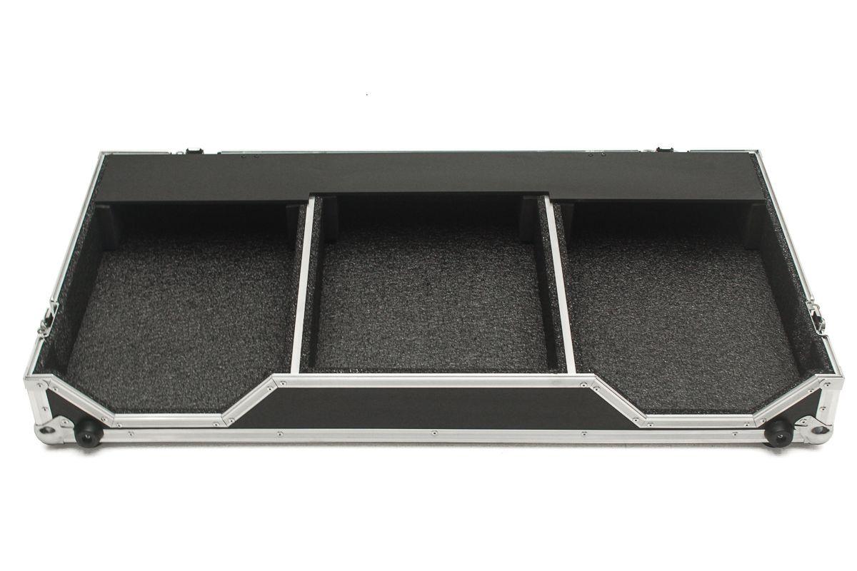 Hard Case CDJ 350 + Mixer DJM350 Pionner  - SOMCASE