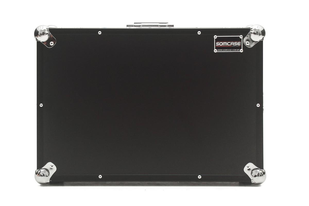Hard Case Controladora Denon MC 7000 com Plataforma Black