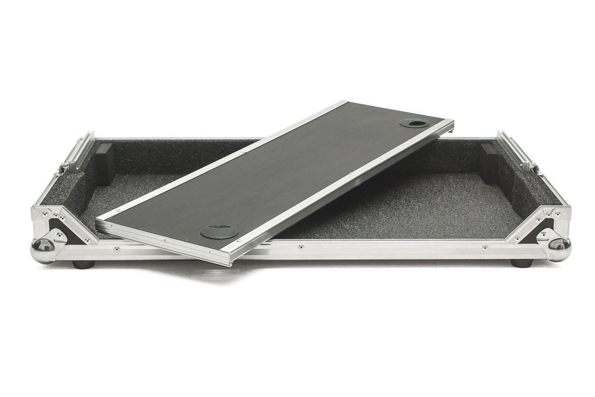 Hard Case Controladora Dj Console 4-mx Com Plataforma