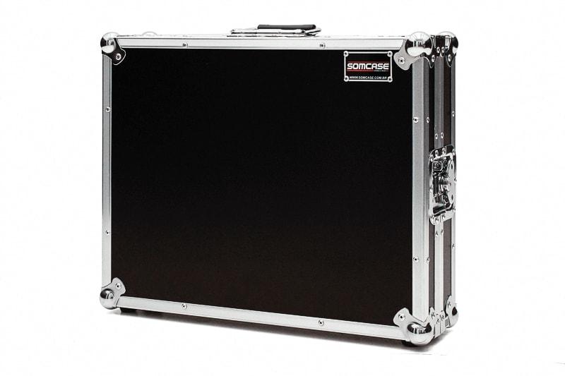Hard Case Controladora Hercules Jogvision com cable box