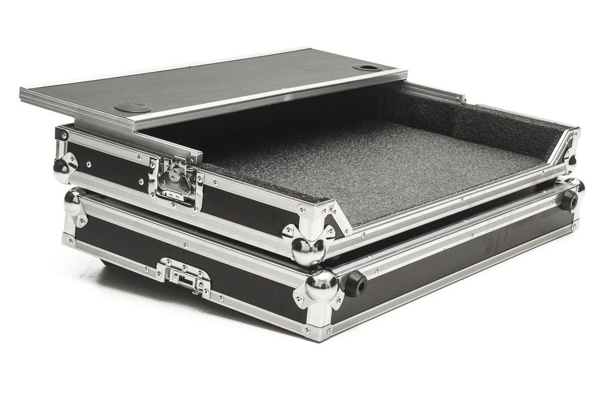 Hard Case Controladora Numark NV com Plataforma deslizante