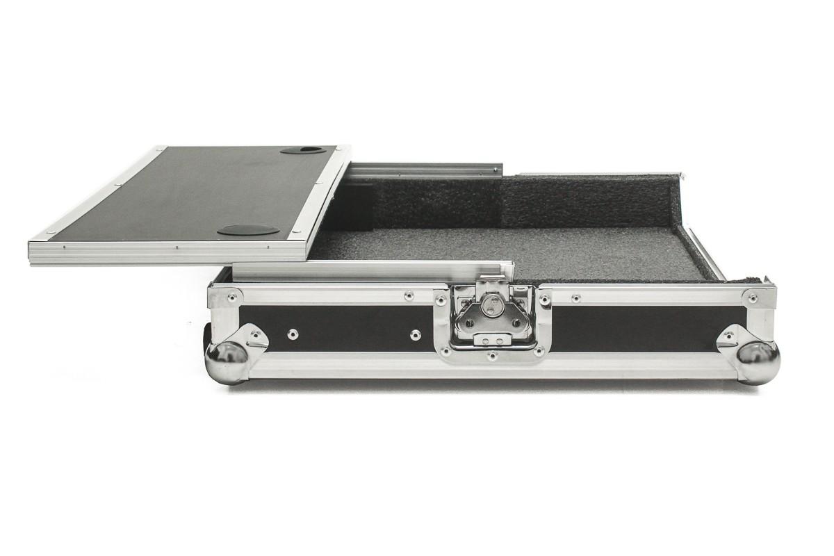 Hard Case Controladora Numark Party mix  C/ Plataforma Deslizante