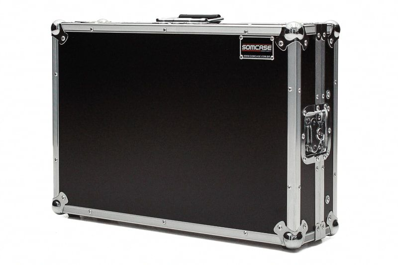 Hard Case Controladora Pioneer DDJ 1000 c/ Plataforma  - SOMCASE