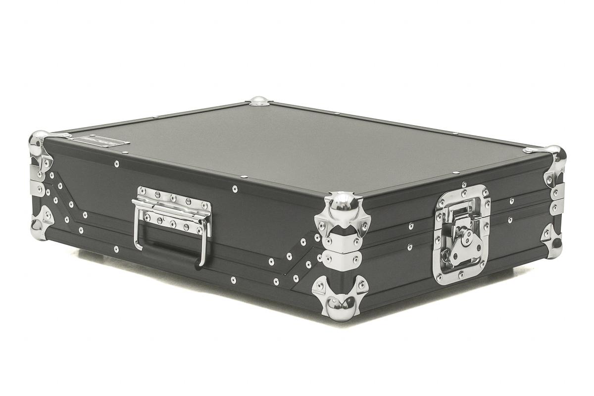 Hard Case Controladora Pioneer DDJ 1000 SRT Cable Box BLACK