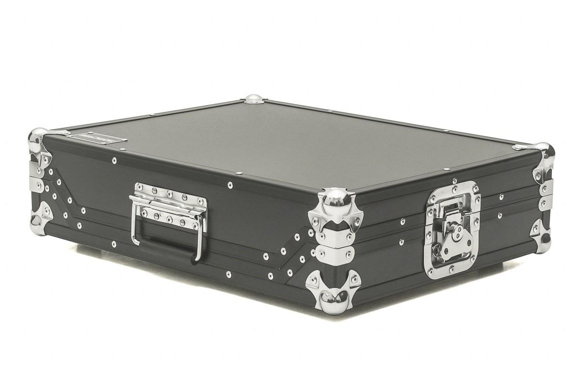 Hard Case Controladora Pioneer DDJ 400 Sem Plataforma Black/Chrome