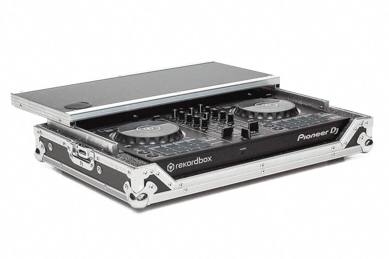 Hard Case Controladora Pioneer DDJ RB com Plataforma Deslizante  - SOMCASE