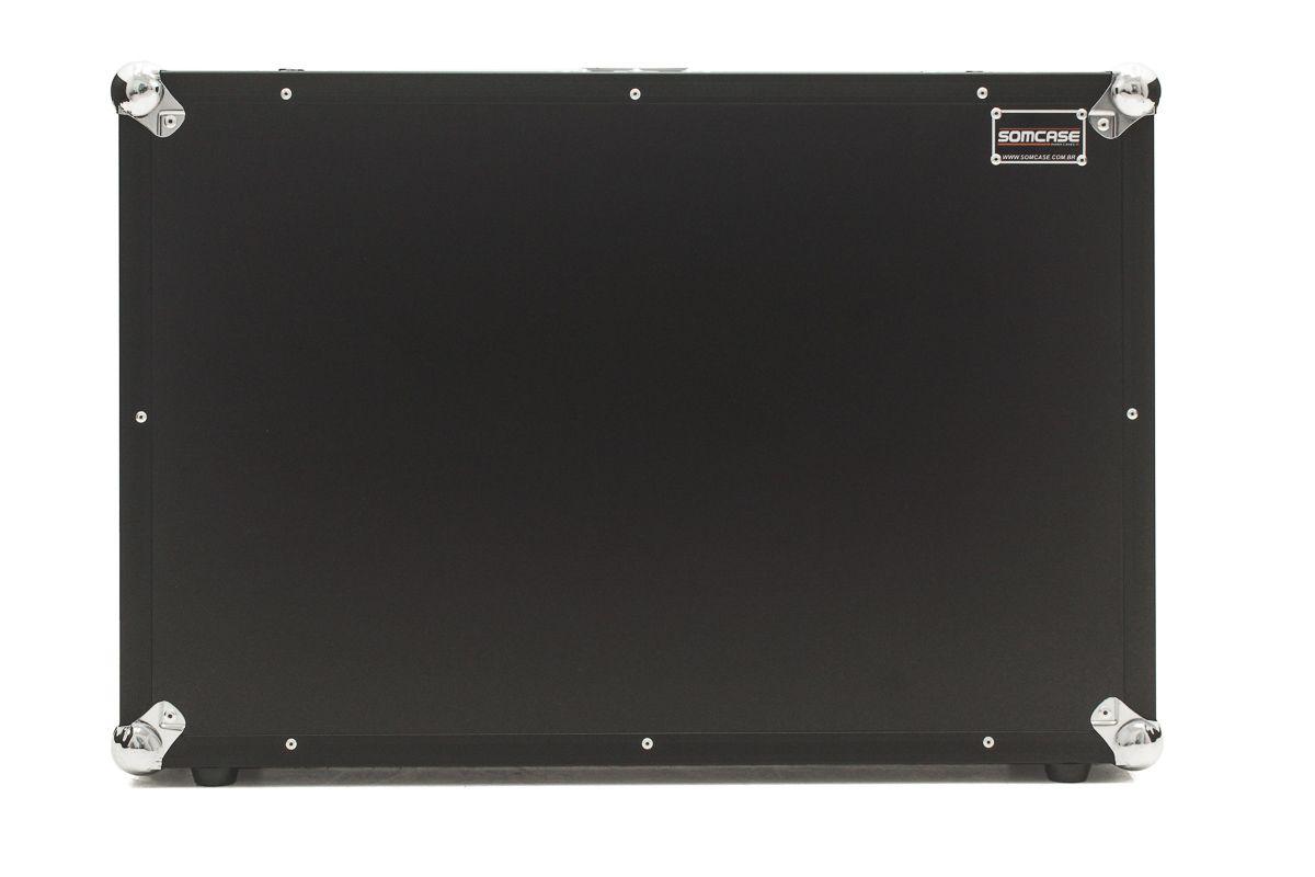 Hard Case Controladora Pioneer DDJ RZX Black Chrome