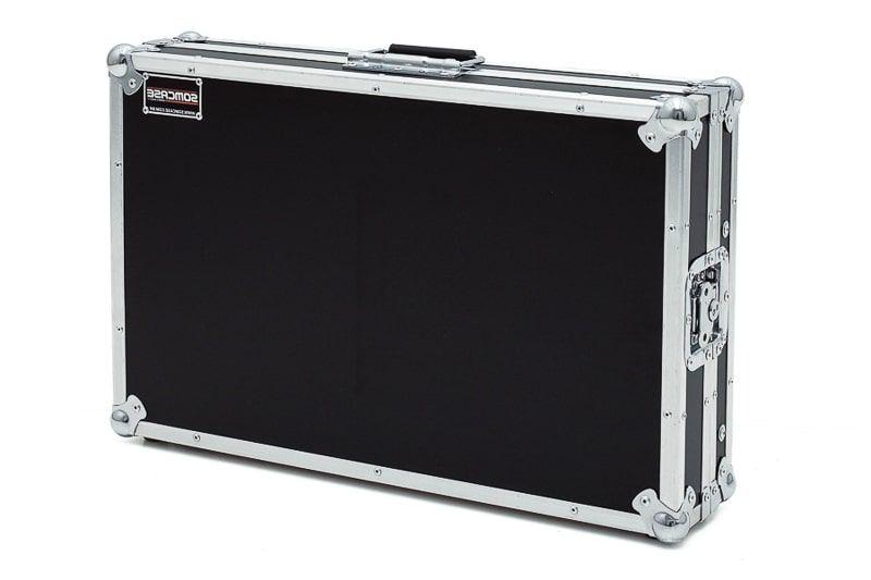 Hard Case Controladora Pioneer DDJ SB2 com Plataforma deslizante  - SOMCASE