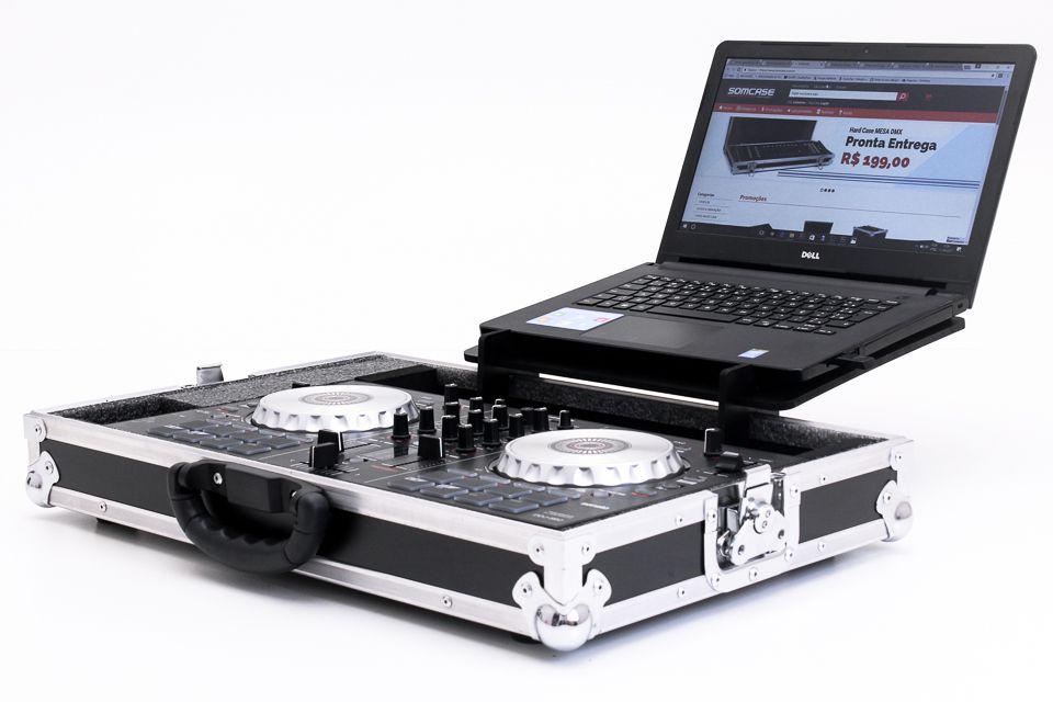 Hard Case Controladora Pioneer DDJ SB2 com Plataforma Móvel