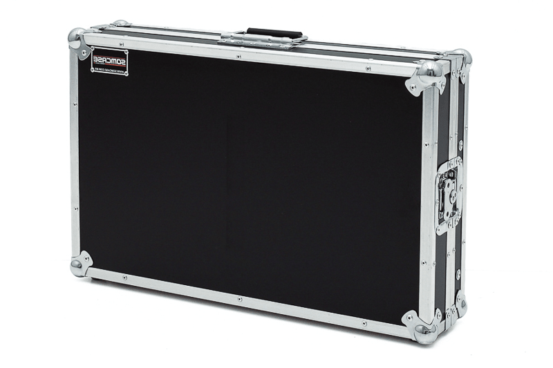 Hard Case Controladora Pioneer DDJ SR2 com Cable Box  - SOMCASE