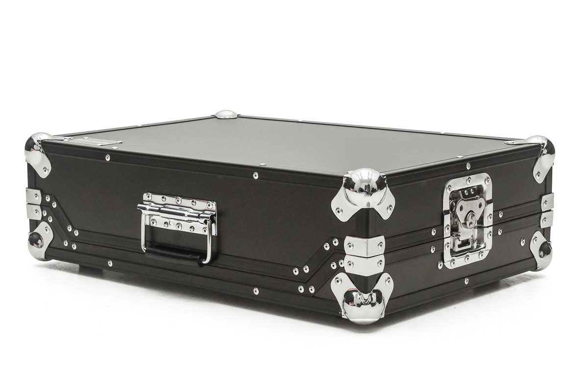 Hard Case Controladora Pioneer DDJ SX2 com Plataforma Black