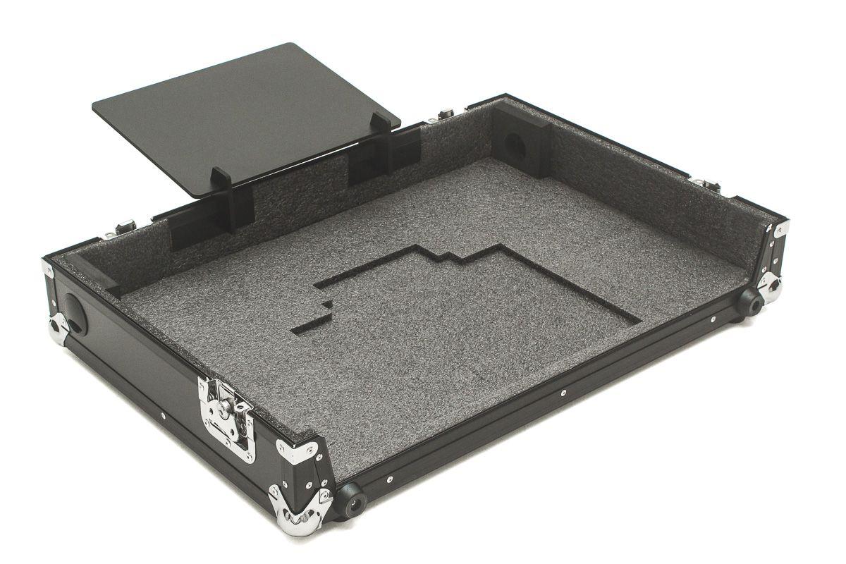 Hard Case Controladora Pioneer XDJ RX2 c/ Plataforma Móvel Black