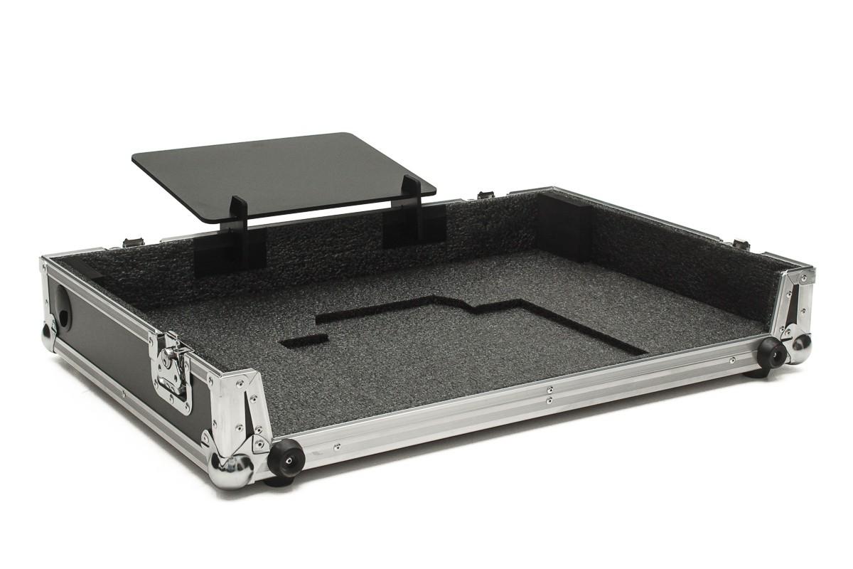 Hard Case Controladora Pioneer XDJ RX2 com Plataforma Móvel