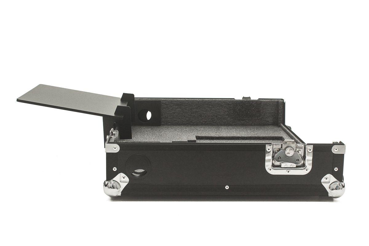 Hard Case Controladora Pioneer XDJ XZ c/ Plataforma Móvel Black