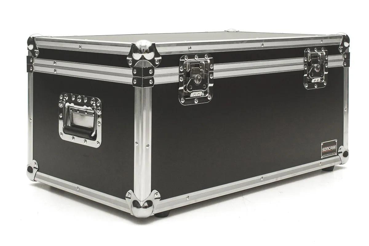Hard Case Estojo Baú Acessórios 75x40x48cm