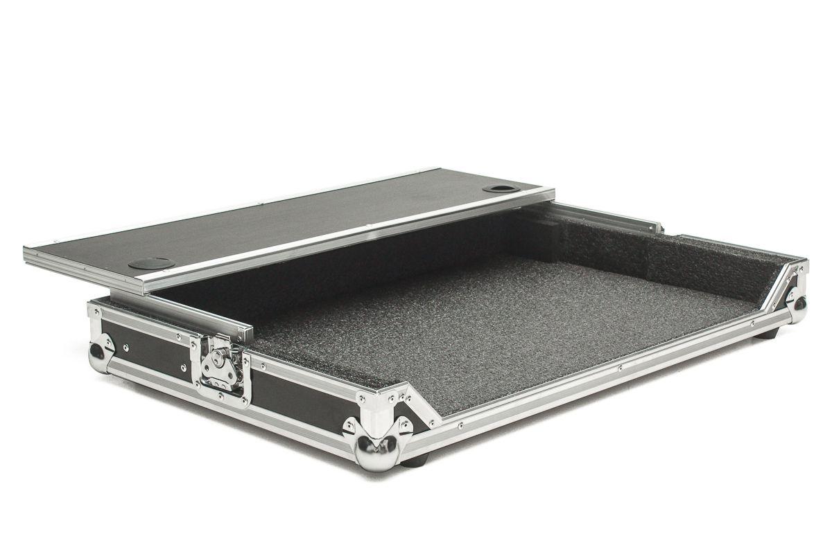 Hard Case Estojo Controladora Pioneer DDJ SX2 com Plataforma Deslizante  - SOMCASE