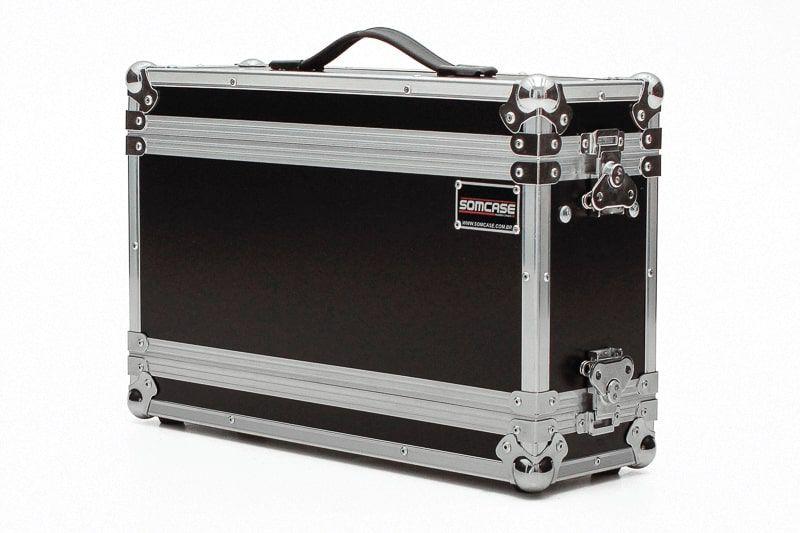 Hard Case Estojo Mala Mesa Rack Behringer XR12  - SOMCASE