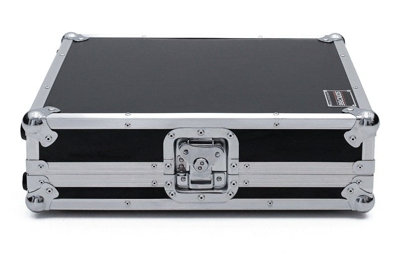 Hard Case Estojo Mala Mesa Soundcraft Signature 12  - SOMCASE