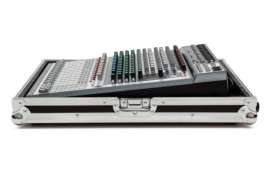 Hard Case Estojo Mala Mesa Soundcraft Signature 12 MTK