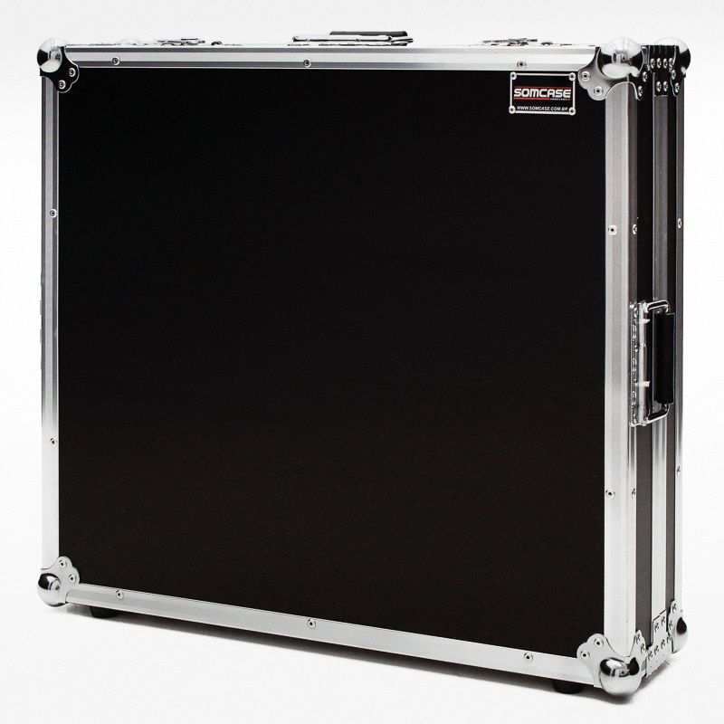 Hard Case Estojo Mala Mesa Soundcraft Signature 22 MTK  - SOMCASE