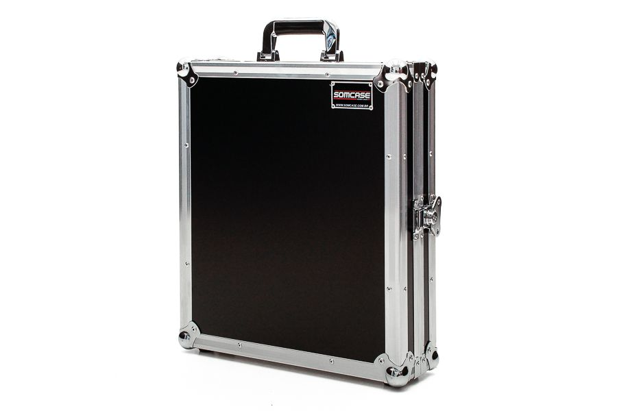 Hard Case Estojo Mala Mesa Soundcraft SX 1202 FX Usb  - SOMCASE