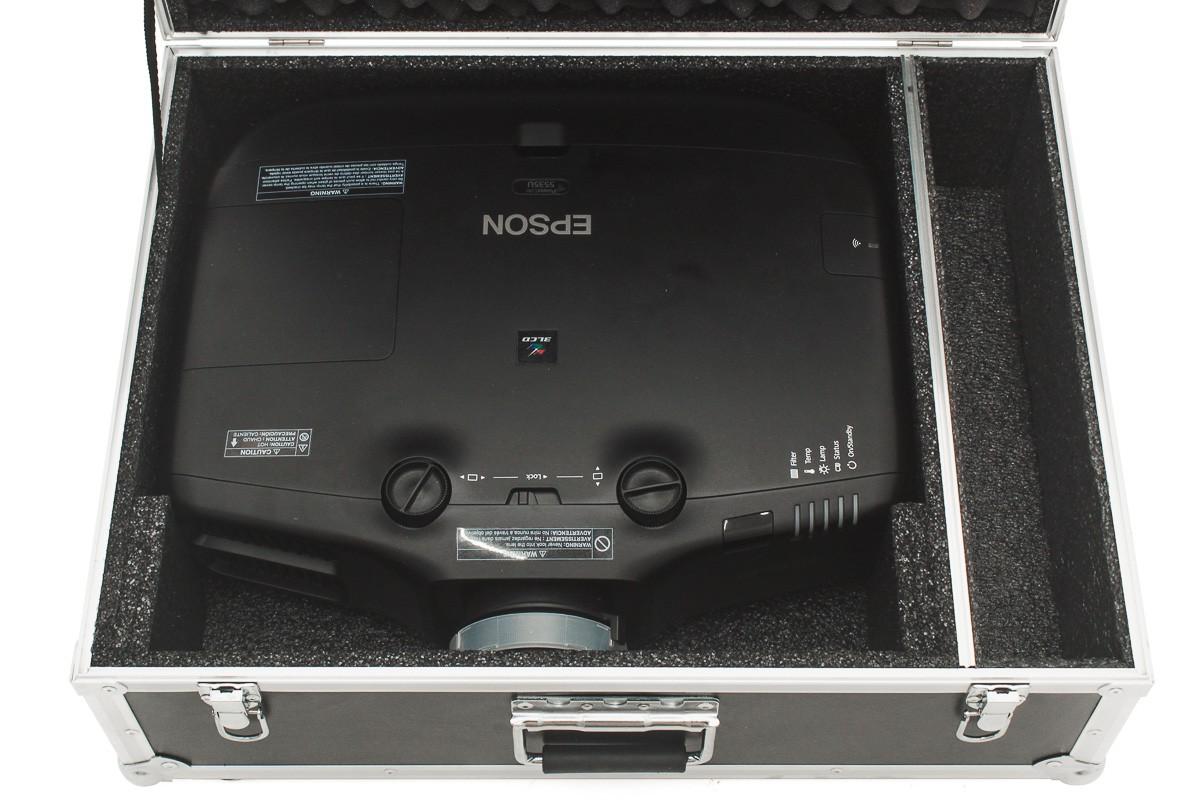 Hard Case Estojo Mala Projetor Epson G7905U