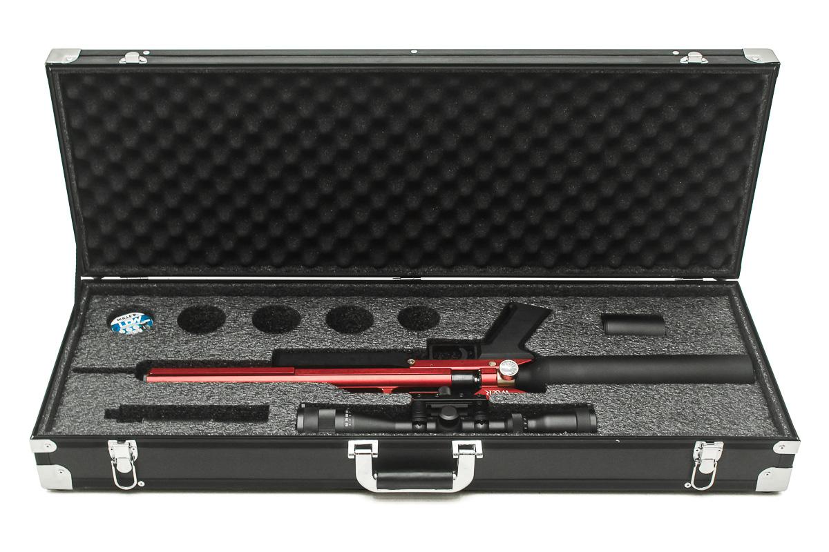Hard Case Estojo Maleta Carabina PCP Rifle AIRSOFT 120x34 cm