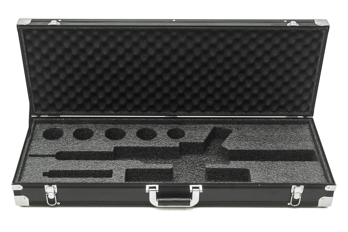 Hard Case Estojo Maleta para arma Carabina PCP W & R AIRSOFT