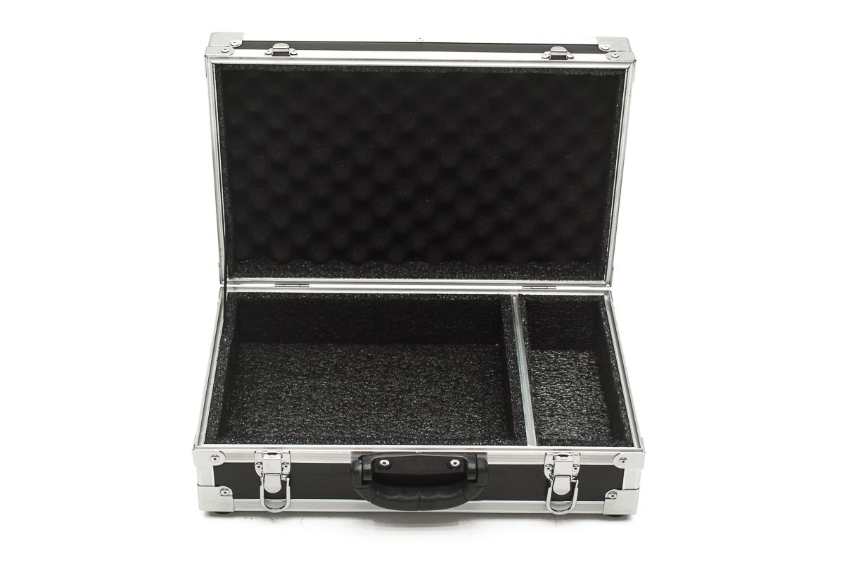Hard Case Estojo Maleta Projetor Epson PowerLite S31+  - SOMCASE
