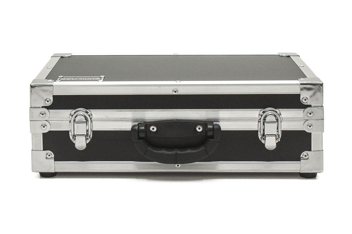 Hard Case Estojo Maleta Projetor Epson PowerLite W32+  - SOMCASE