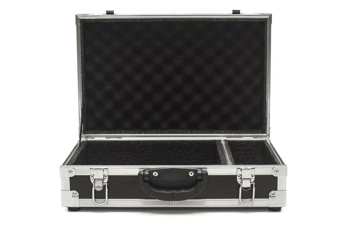 Hard Case Estojo Maleta Projetor Epson PowerLite X21  - SOMCASE