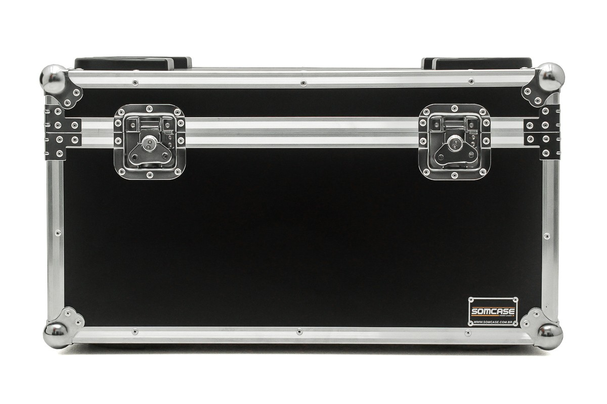 Hard Case Kit  3 Baú para Esporte Clube de Futebol 70x40x35