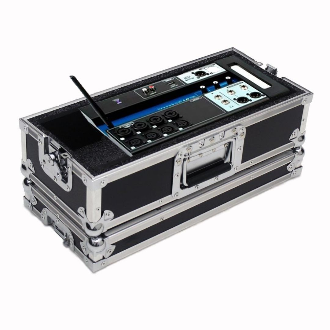 Hard Case Mala Mesa Soundcraft Mixer Ui12