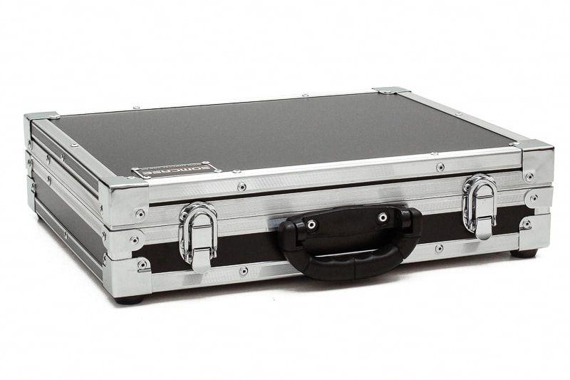 Hard Case Maleta Microfone Bateria para 7 Pç