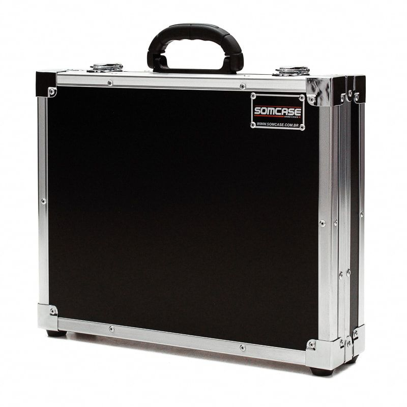 Hard Case Maleta Para Microfone Sem fio SHURE BLX SM58  - SOMCASE