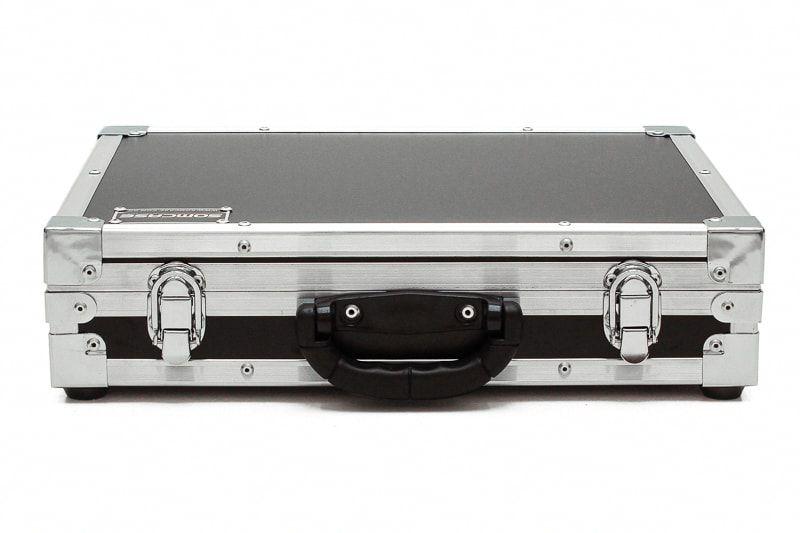 Hard Case Maleta Para Microfone Sem Fio SHURE SLX  - SOMCASE