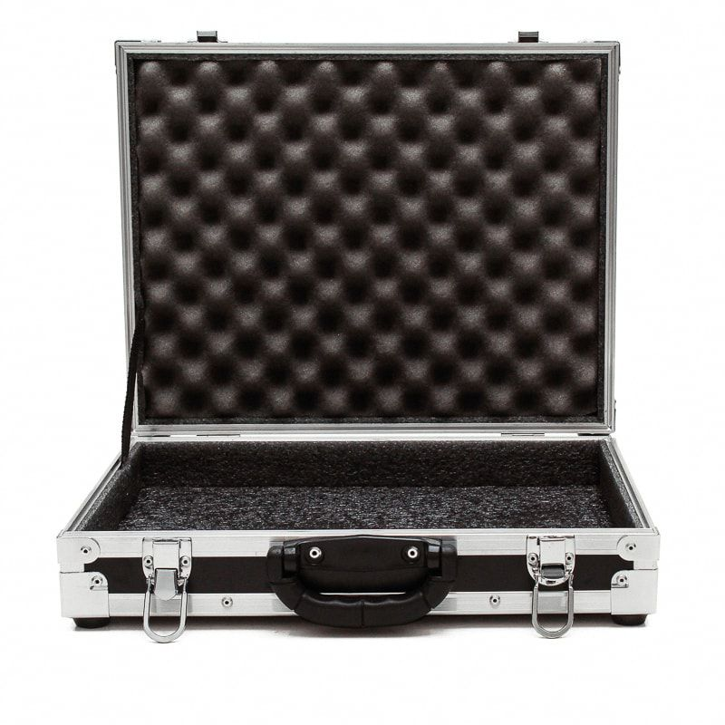 Hard Case Maleta Para Microfone Sem Fio SHURE SLX