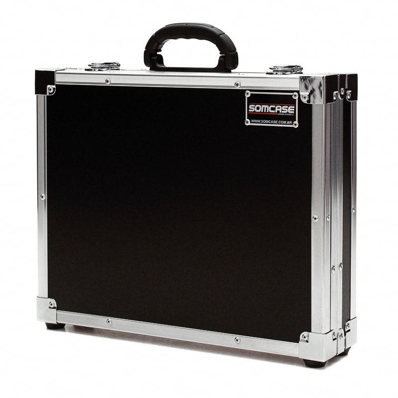 Hard Case Maleta Para Microfone Sem fio SHURE SVX24 PG58