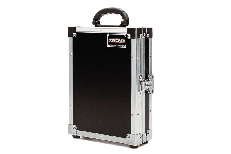 Hard Case Mesa Behringer Mixer Eurorack Ub1002fx  - SOMCASE