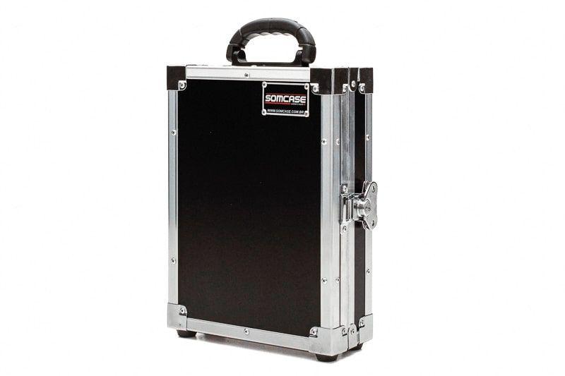 Hard Case Mesa Behringer Mixer Q1204 usb