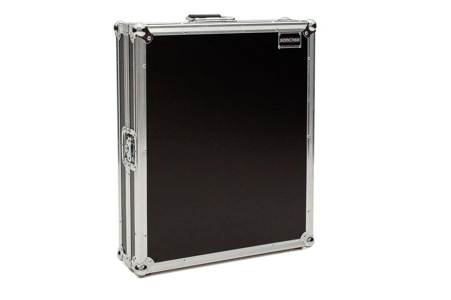 Hard Case Mesa Behringer Mixer QX-1222 usb  - SOMCASE