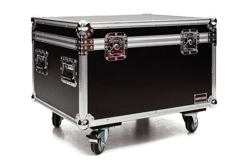Hard Case Moving 4 Moving Head Beam 36 Leds 5w Rgbw  - SOMCASE