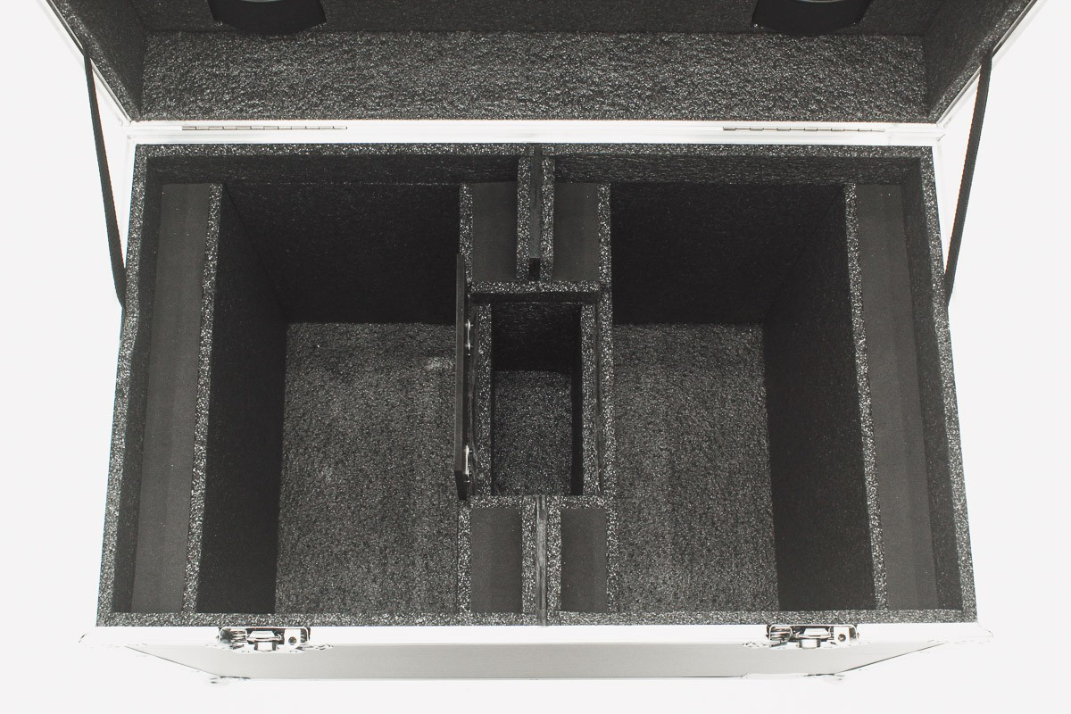Hard Case Moving Head Duplo beam 230