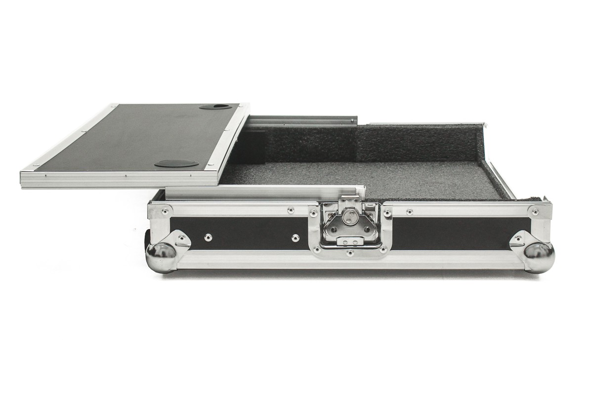 Hard Case Para Akai Apc40 C/ Suporte Notebook